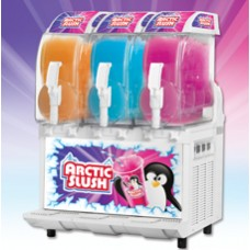 Evolution Triple Bowl Slush Machine