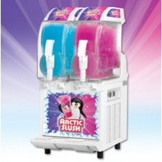 Evolution Twin Bowl Slush Machine